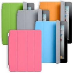 Hoes met magneet bevestiging voor de iPad 2, 3, 4 - Diverse kleuren