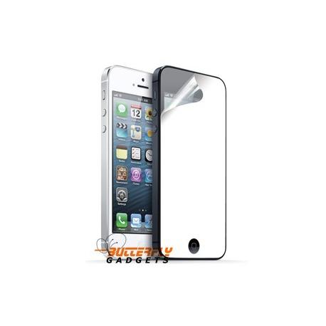 Spiegelende beschermingsfolie voor het scherm voor de iPhone 5