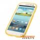 Glimmend TPU hoesje voor degelijke bescherming voor de Samsung Galaxy S3