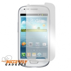 Scherm beschermingsfolie voor de Samsung Galaxy S3 Mini