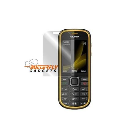 Schermfolie - screenprotector voor de Nokia 3720 Classic