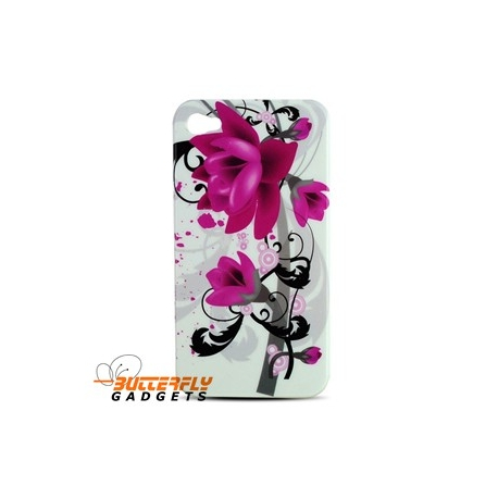 Special Edition hoesje (09) voor de achterkant voor de iPhone 4, 4s