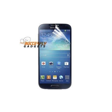 Schermfolie - screenprotector voor de Samsung Galaxy S4