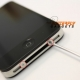 Simpele schroevendraaier voor de onderstre schroefjes van iPhone 4 4s