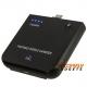 Externe portable oplader voor smaprtphones van 1900mAh met Micro USB aansluiting