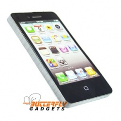 Handig en leuk notitieblokje in de vorm van een iPhone 4, 4s