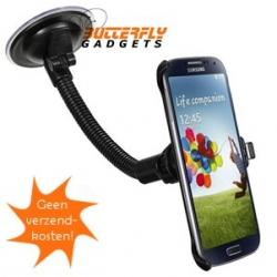 Autohouder met zwanenhals voor de Samsung Galaxy S4
