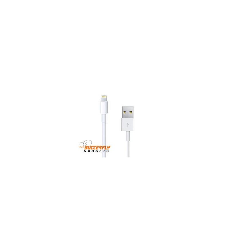 Extra lange USB kabel voor de iPhone 7, 5, 5s, 5c, 6, 6 Plus en iPad 4