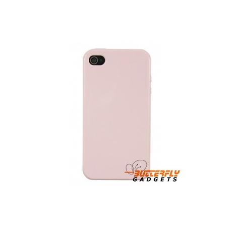 Hoesje voor de iPhone 4 en iPhone 4s, Roze, Zwart, Wit