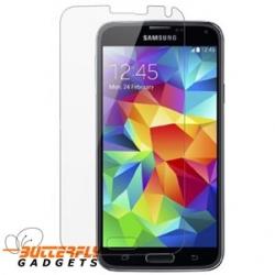 Schermfolie om het scherm te beschermen van de Samsung Galaxy S5