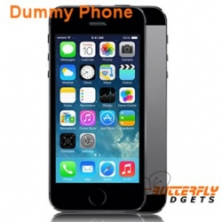 Displaymodel - speelgoedmodel iPhone 5s - Zwart