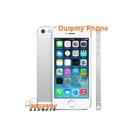 Displaymodel - speelgoedmodel iPhone 5s - Wit