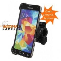 Fietshouder voor op het stuur voor de Samsung Galaxy S5 - GEEN VERZ. KOSTEN!
