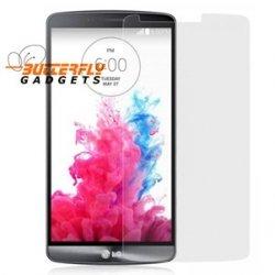 Scherm bescherming van gehard glas tegen krassen voor de LG Optimus G3