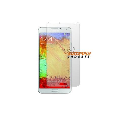 Screenprotector bescherm folie voor het scherm van de Samsung Galaxy Note 3