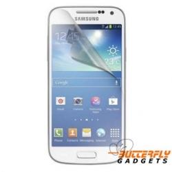 Beschermfolie screenprotector voor het scherm van de Samsung Galaxy S4 Mini