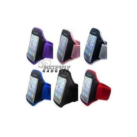 Sportarmband om de iPhone 6 mee te nemen tijdens het hardlopen, wandelen, joggen