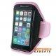 Sportarmband om de iPhone 6 mee te nemen tijdens het hardlopen en joggen
