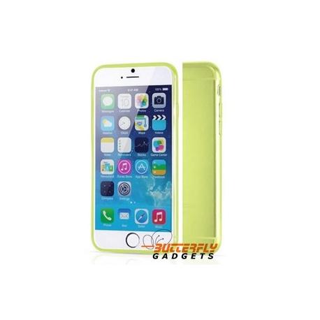 Goed beschermend hoesje van soepel materiaal om de iPhone 6 te beschermen