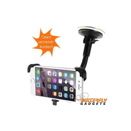 Authouder met zuignap voor de iPhone 6 - GEEN VERZENDKOSTEN!
