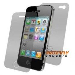Scherm en achterkant bescherming voor de iPhone 4, 4G