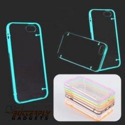 Glow in the Dark - lichtgevend - hoesje voor de iPhone 6