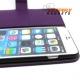 Flipcase hoesje met twee pinpasvakjes voor de iPhone 6 PLUS