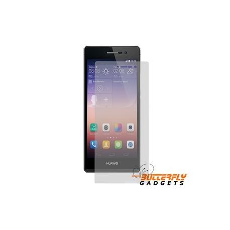 Screenprotector beschermingsfolie voor het scherm van de Huawei Ascend P7