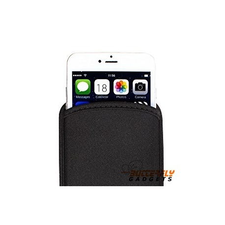 Hoesje van stootvast en waterafstotend materiaal voor de iPhone 6