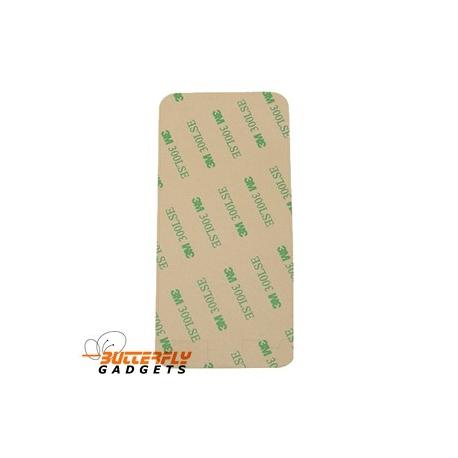 Zelfklevende sticker om de digitizer van de iPhone 6 te bevestigen