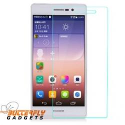 Bescherming van 9H gehard glas voor het scherm van de Huawei Ascend P7