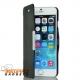 Flipcase hoesje voor de iPhone 6 met hardshell binnenkant en magneetsluiting