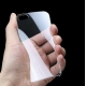 Doorzichtige (transparante) achterkant hard case voor iPhone 5c