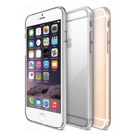 Transparant hoesje met stroeve grip voor de iPhone 7