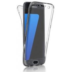 Hoesje om het scherm en de achterkant van de Samsung Galaxy S7 Edge te beschermen