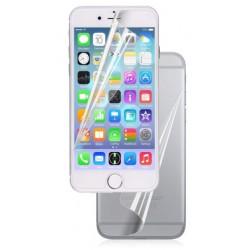 Glimmende voorkant en achterkant bescherming voor de iPhone 7