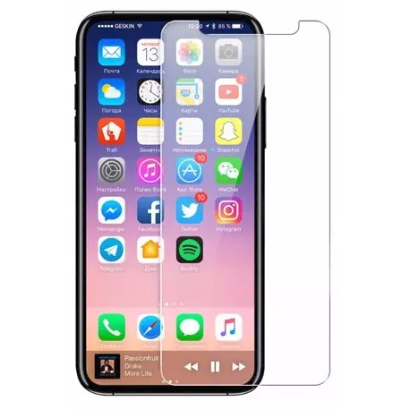 Screenprotector folie voor de iPhone 8