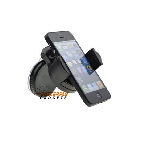 Compacte GSM houder voor in de auto voor iPhone 4 5 6 - GEEN verzendkosten