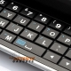 Uitschuifbaar bluetooth toetsenbord (keyboard) - Case voor de iPhone 4, iPhone 4g