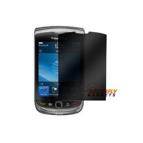 Privacy screen protector voor de Blackberry Torch 9800
