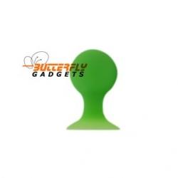Rubberen standaard voor o.a. de iPhone (iStand) (groen)