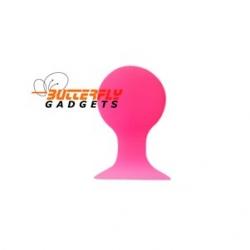 Rubberen standaard voor o.a. de iPhone (iStand) (roze)