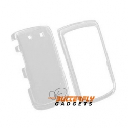 Crystal hard cover case (hoesje) voor Blackberry Toch 9800