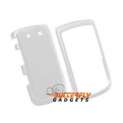 Crystal hard cover case (hoesje) voor Blackberry Toch 9800