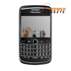 Spiegel (mirror) screen protector voor de Blackberry Bold 9700