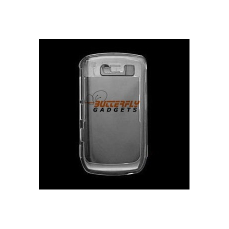Case voor Blackberry 8900 Curve (crystal hard cover case)
