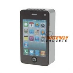 (Draagbare) iPhone ventilator voor frisse koeling