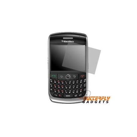 Screen protector voor de Blackberry Curve 8900