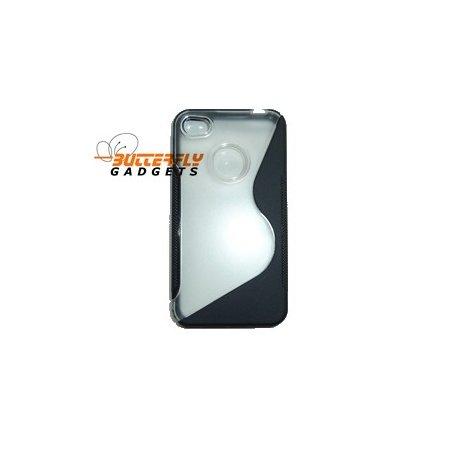 Duurzame case met goede grip voor de iPhone 4