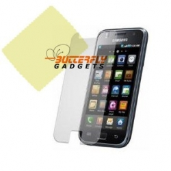 Screen protector voor de Samsung Galaxy S i9000